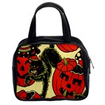 Halloween Cats Classic Handbag (Two Sides)
