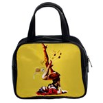 Zombie Pin Up Classic Handbag (Two Sides)