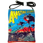 Amazing Stories 1927 Shoulder Sling Bag