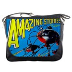 Amazing Stories 1927 Messenger Bag