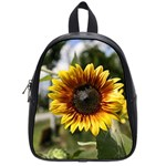 Sun Flowers School Bag (Small)