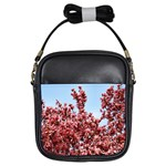 Japanese Magnolia Girls Sling Bag