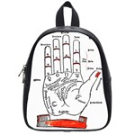 Palmistry School Bag (Small)