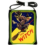 The Witch Shoulder Sling Bag