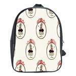 Female Eye School Bag (Large)