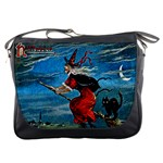 Hallowe en  Messenger Bag
