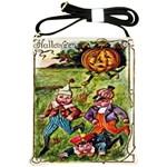 Halloween Chase  Shoulder Sling Bag