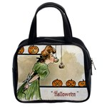Apple Bobbing  Classic Handbag (Two Sides)