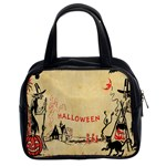 Halloween Witches Classic Handbag (Two Sides)