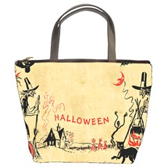 Halloween Witches Bucket Bag from Manda s Macabre Front