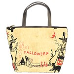 Halloween Witches Bucket Bag
