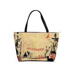 Halloween Witches Classic Shoulder Handbag from Manda s Macabre Front