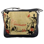 Halloween Witches Messenger Bag