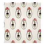 Female Eye Shower Curtain 66  x 72  (Large)