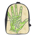 Palmistry School Bag (Large)