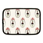 The Female Eye Netbook Case (Medium)
