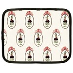 The Female Eye Netbook Case (XL)