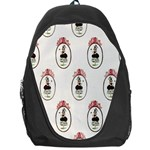 The Female Eye Backpack Bag