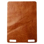 Brown Embossed Leather Texture Kindle Touch 3G Hardshell Case