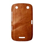 Brown Embossed Leather Texture BlackBerry Curve 9380 Hardshell Case