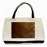 Gritty Brownstone Classic Tote Bag (Two Sides)