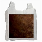 Gritty Brownstone Recycle Bag (One Side)