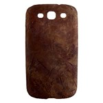 Gritty Brownstone Samsung Galaxy S III Hardshell Case