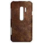 Gritty Brownstone HTC Evo 3D Hardshell Case