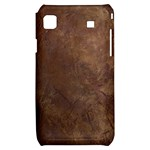 Gritty Brownstone Samsung Galaxy S i9000 Hardshell Case