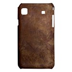Gritty Brownstone Samsung Galaxy S i9008 Hardshell Case