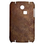 Gritty Brownstone Samsung S3350 Hardshell Case