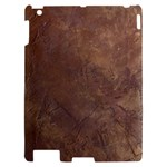 Gritty Brownstone Apple iPad 2 Hardshell Case