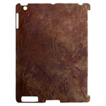 Gritty Brownstone Apple iPad 2 Hardshell Case (Compatible with Smart Cover)