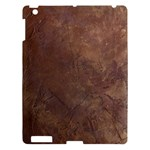 Gritty Brownstone Apple iPad 3 Hardshell Case