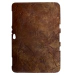 Gritty Brownstone Samsung Galaxy Tab 8.9  P7300 Hardshell Case