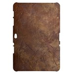 Gritty Brownstone Samsung Galaxy Tab 10.1  P7500 Hardshell Case