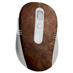 Gritty Brownstone Wireless Laser Optical Mouse
