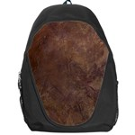 Gritty Brownstone Backpack Bag