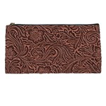 Flowers And Swirls Pencil Case