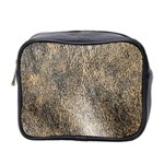 Ll Brown Mini Toiletries Bag (Two Sides)