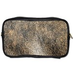 Ll Brown Toiletries Bag (One Side)