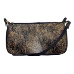 Ll Brown Shoulder Clutch Bag