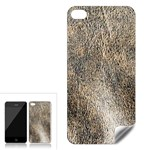 Ll Brown Apple iPhone 4 Skin