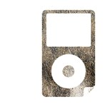 Ll Brown Apple iPod Classic Skin