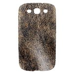 Ll Brown Samsung Galaxy S III Hardshell Case