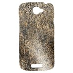 Ll Brown HTC One S Hardshell Case