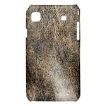Ll Brown Samsung Galaxy S i9008 Hardshell Case
