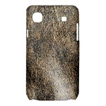 Ll Brown Samsung Galaxy SL i9003 Hardshell Case