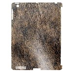 Ll Brown Apple iPad 3 Hardshell Case (Compatible with Smart Cover)