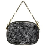 Ll Black Chain Purse (One Side)